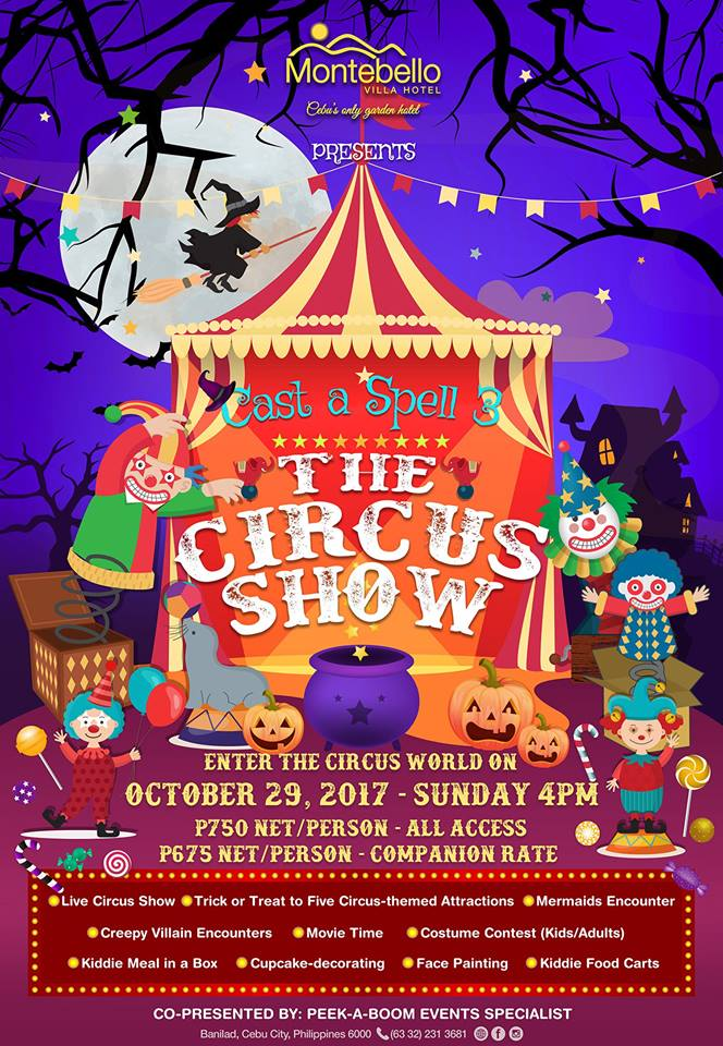 Montebello Halloween Event 2017