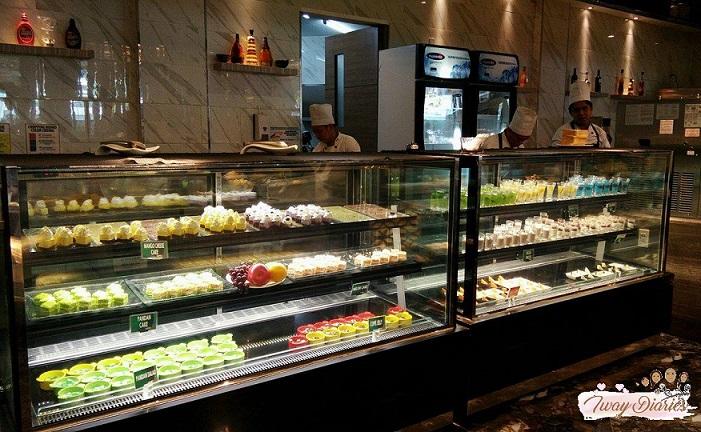 buffet 101 dessert section