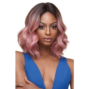 divatress wigs - short and wavy