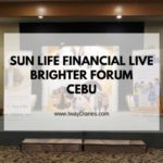 sunlife live brighter forum cebu