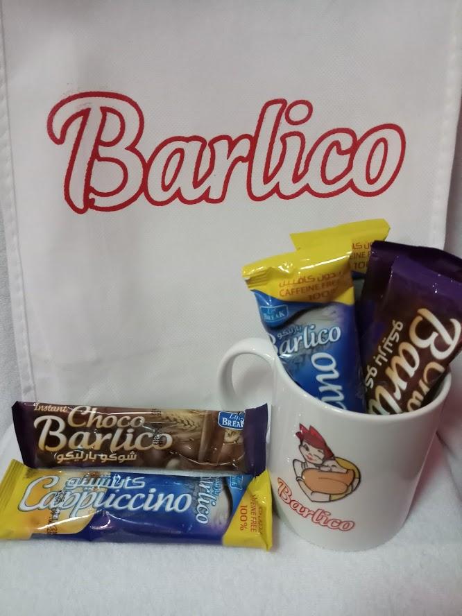 Barlico coffee flavors