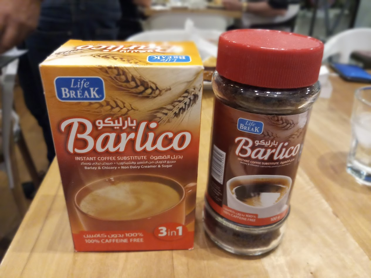 Barlico - coffee substitute