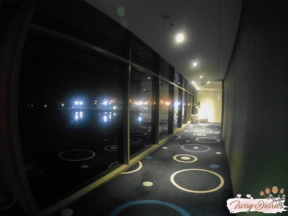 Hotel H2O - Hallway