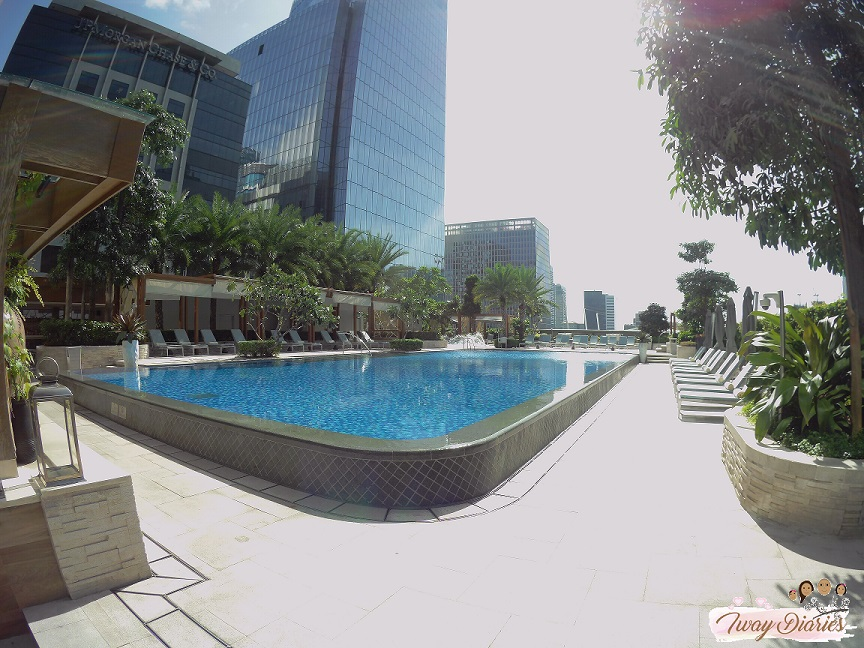 Shangrila at the fort - swimming pool