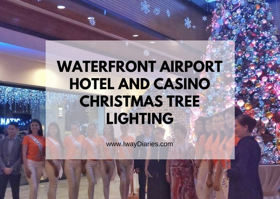 Waterfront Airport and Hotell