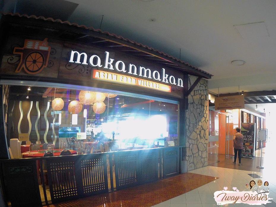Makan Makan Asian Food Village