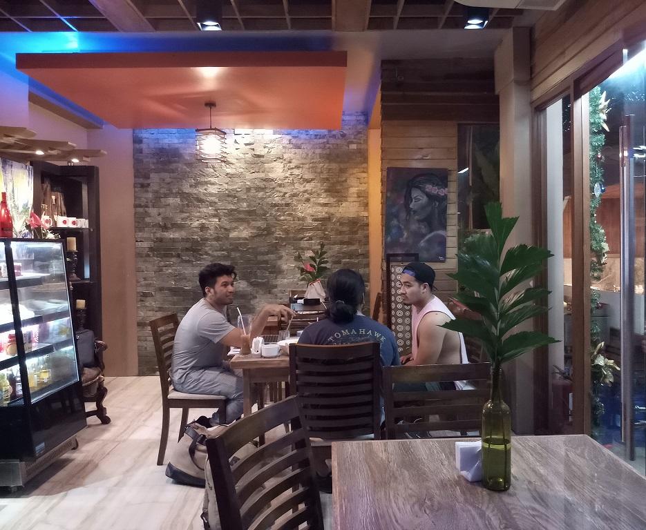 Cafe Elora - indoor