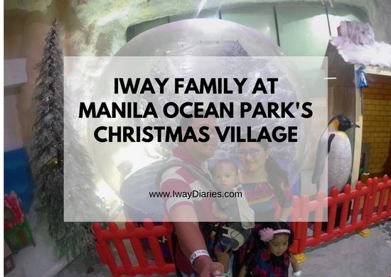 Christmas Village at Manila Ocean Park