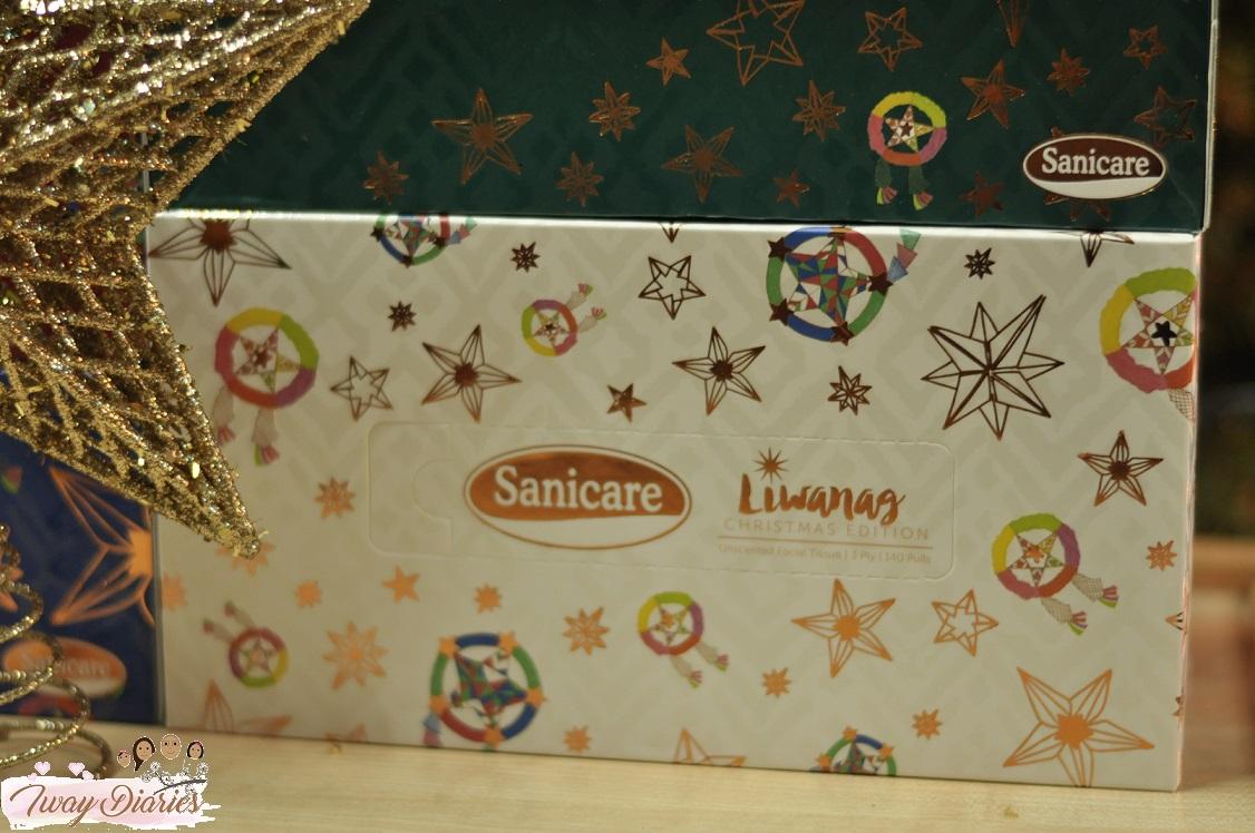 Sanicare Liwanag Box - White