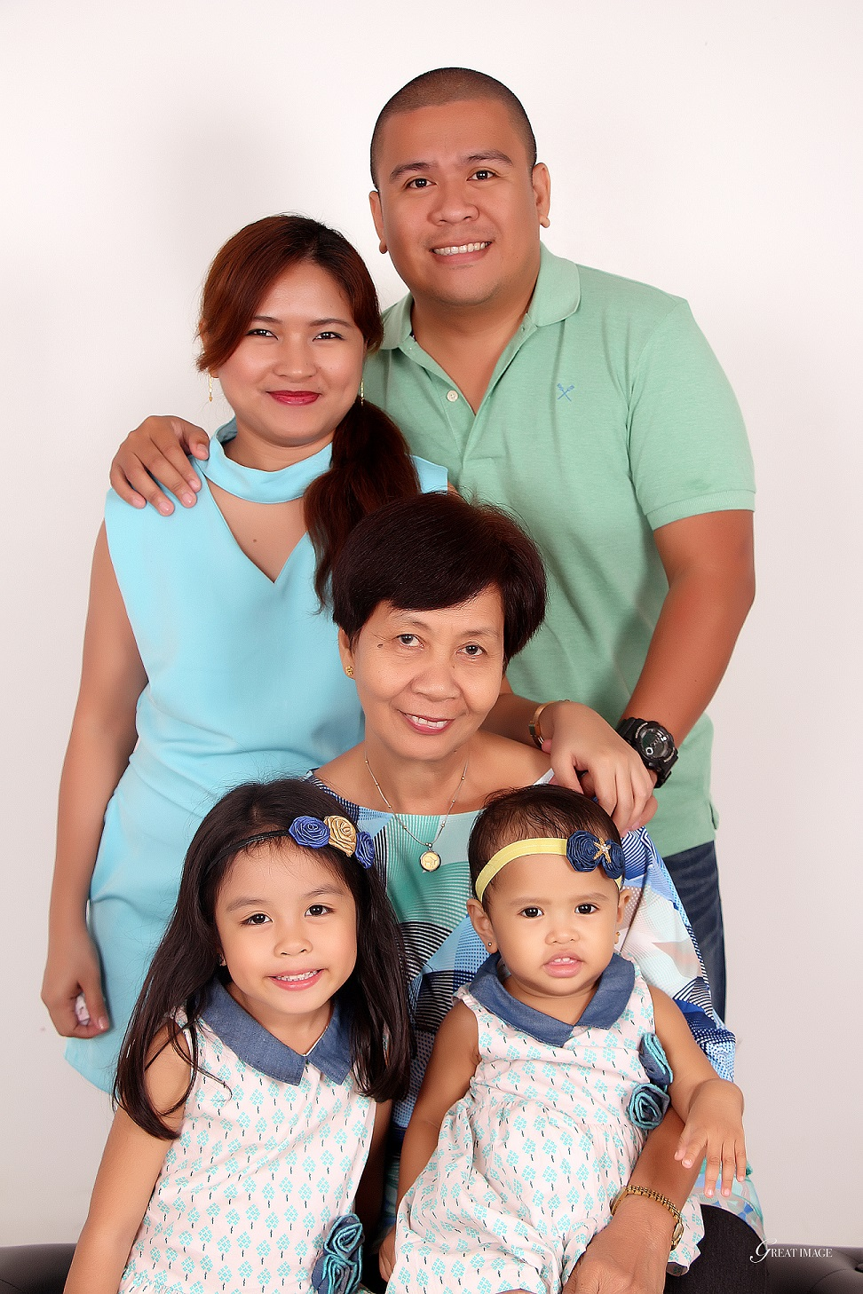 Family Iway Photo