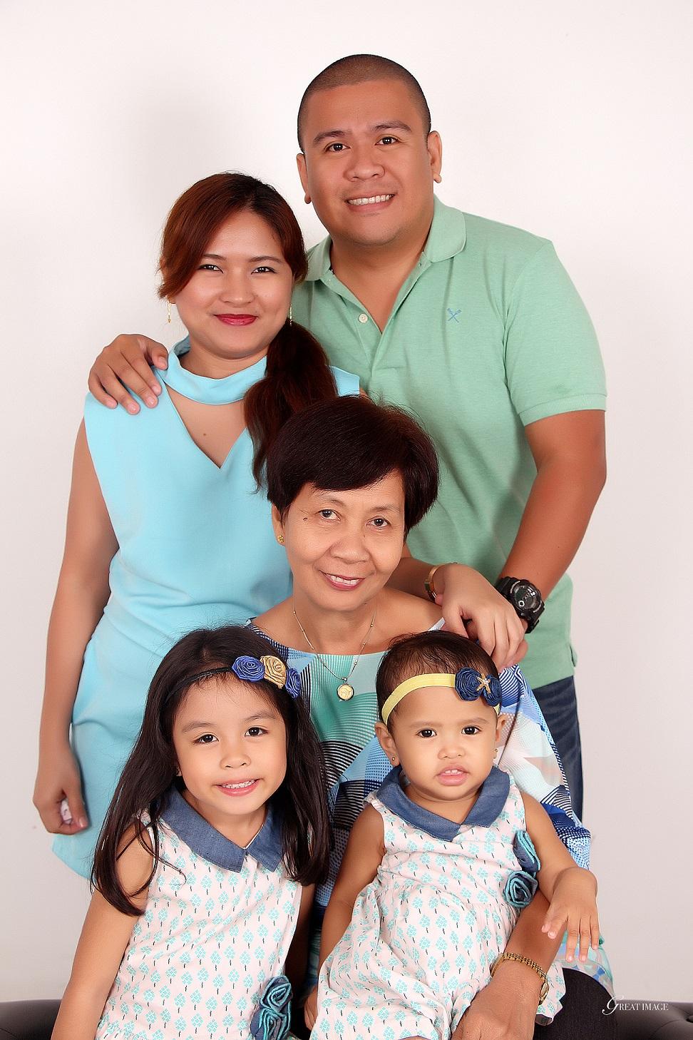Family Iway Photo