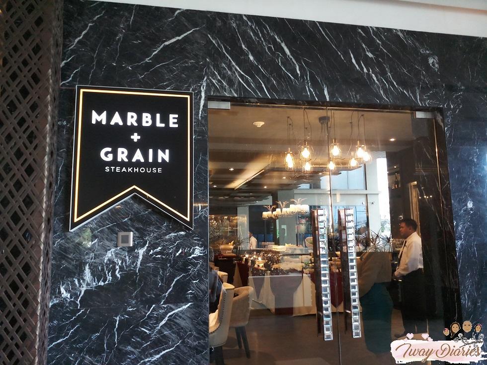 Marble + Grain Bai Hotel