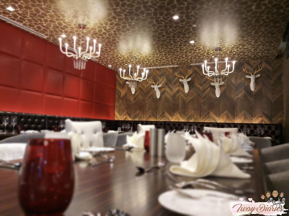 Marble + Grain restaurant Bai Hotel