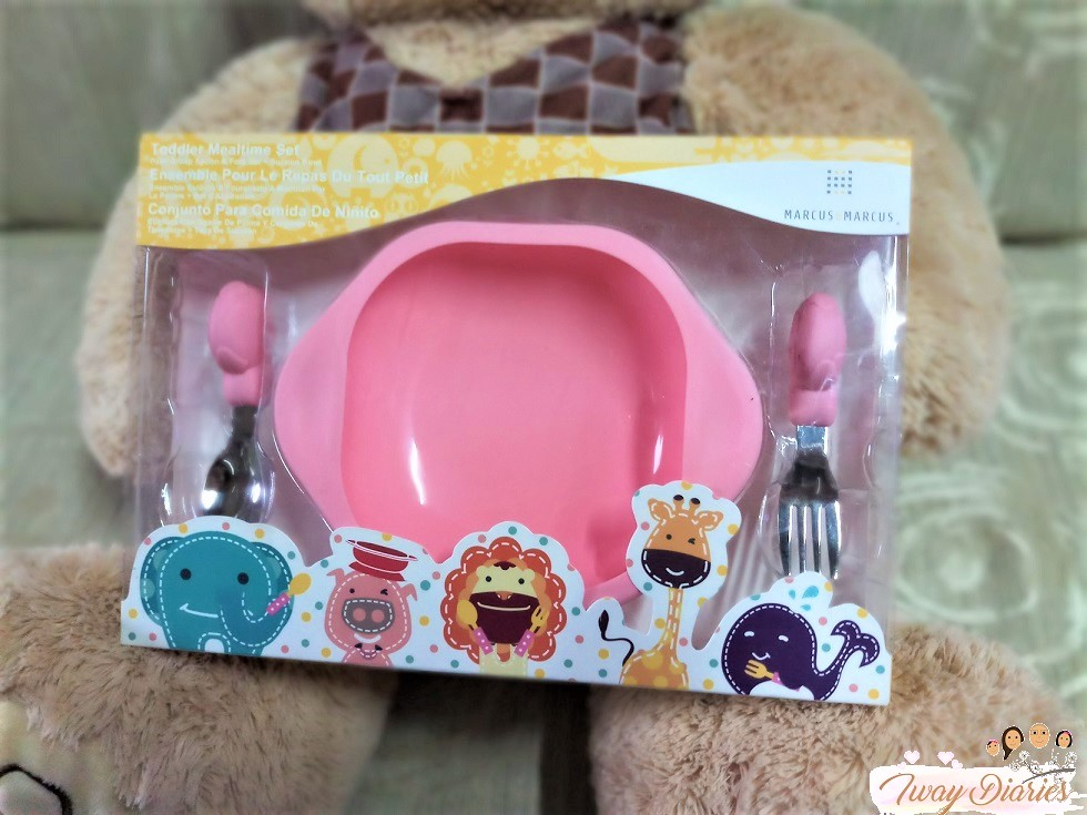 Marcus Marcus Toddler Meal Time Set (1)