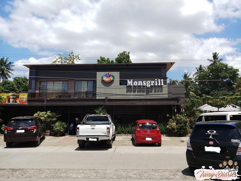 Mon's Grill Mahayag Location