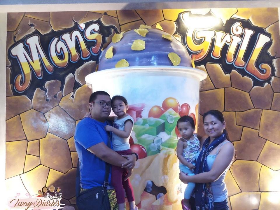 Mon's Grill Mahayag and Iway Family