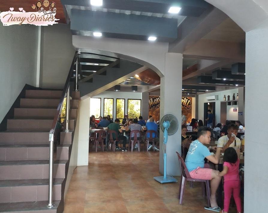 Mons Grill Mahayag location