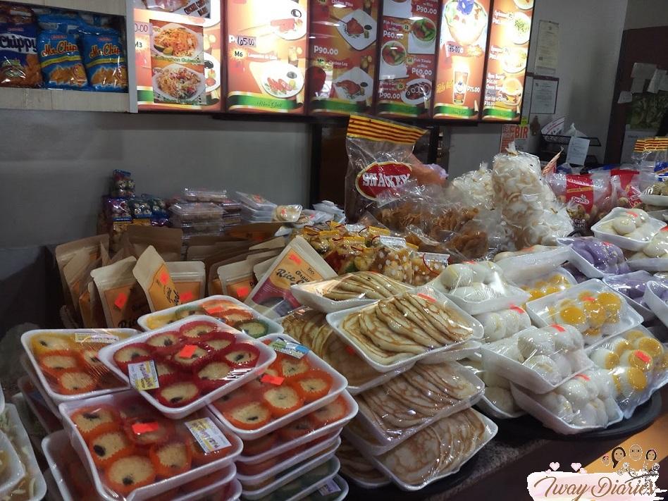 Mon's Grill Mahayag pasalubong