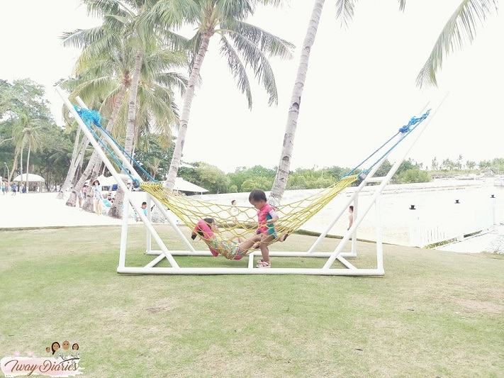 Pacific Cebu Resort with kids