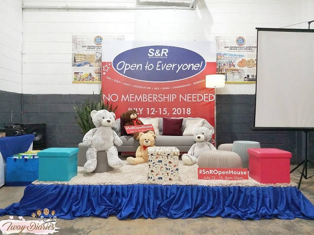 S&R Open House