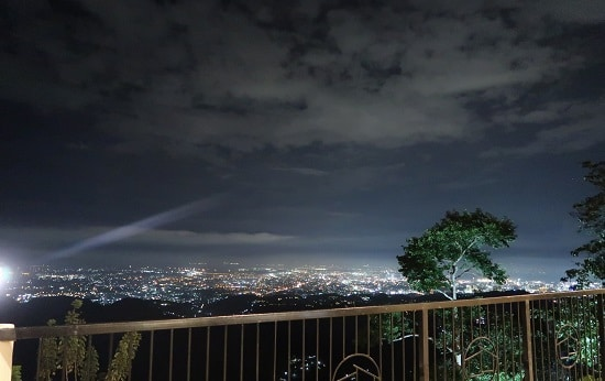 Balay sa busay overlooking view