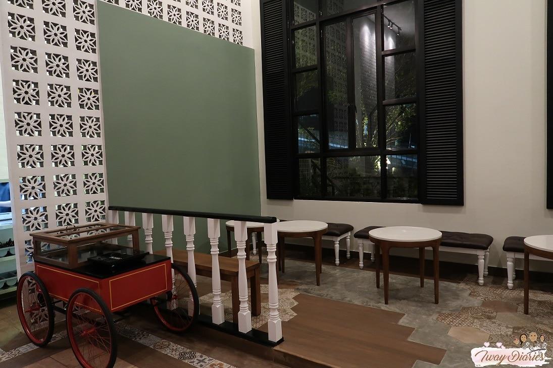 Balay Sa BUsay waiting area