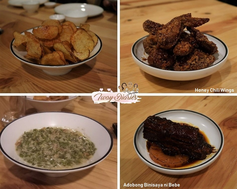 Balay Sa Busay Specialties