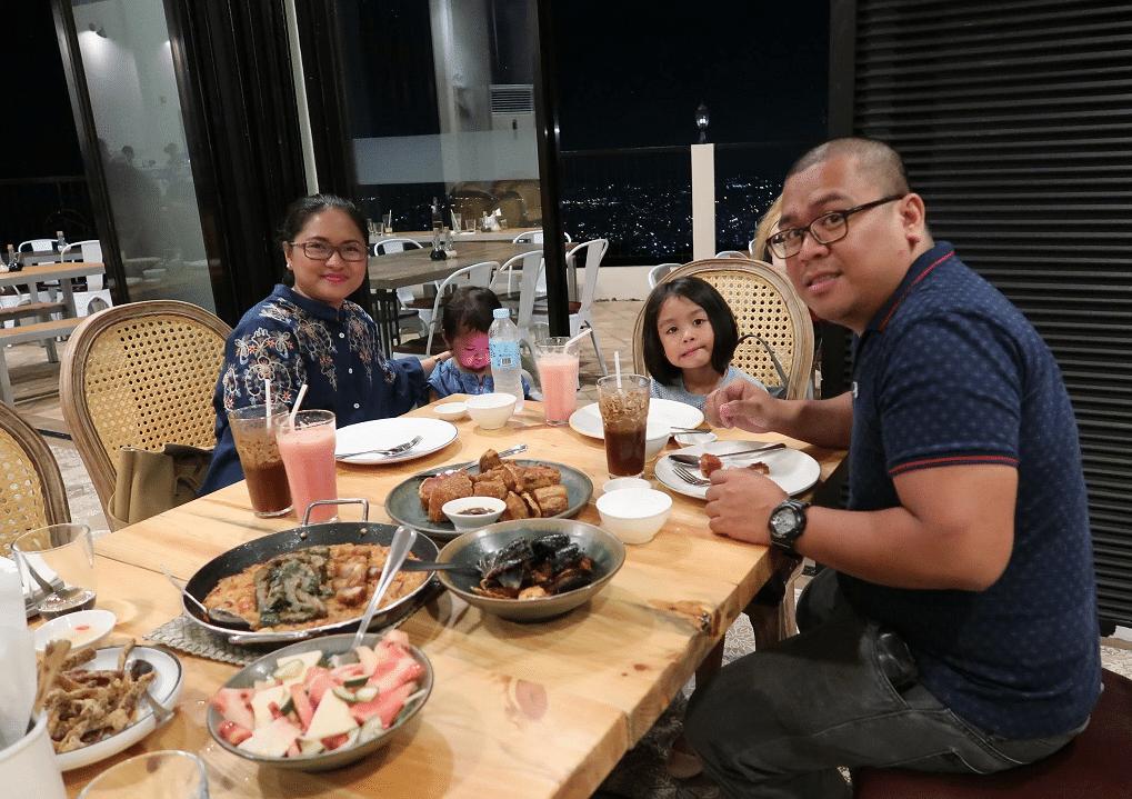 iway family at Balay sa Busay