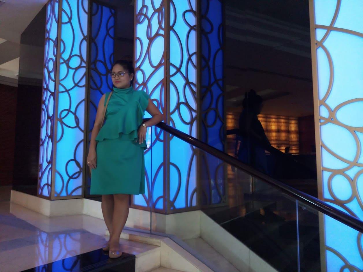 Cebu Mommy blogger Hannah Iway