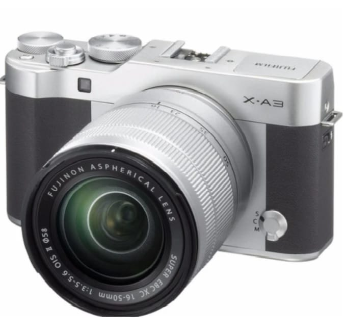 Fujifilm X-A3 Mirrorless Digicam
