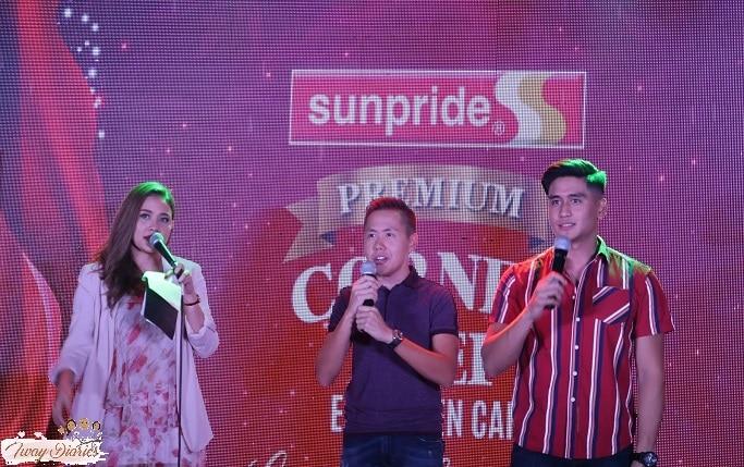 Sunpride product launch