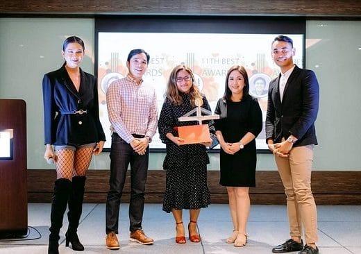 BCBA 2018 Persoal blog winner 1