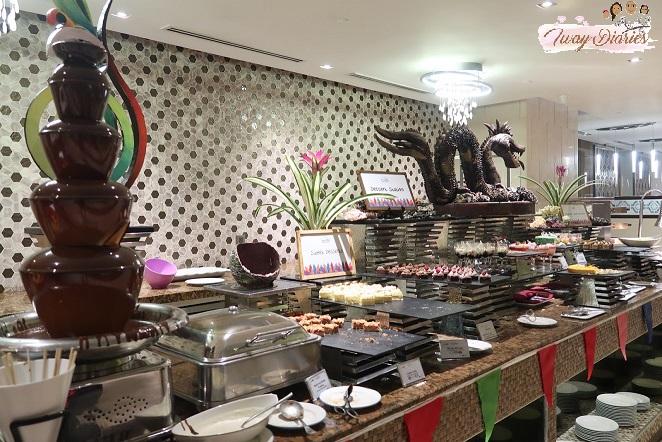 Cafe Bai Dessert station