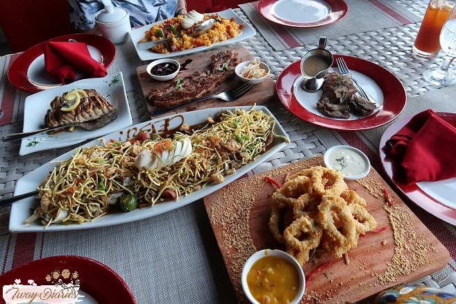 Tops of Cebu Restaurant Food