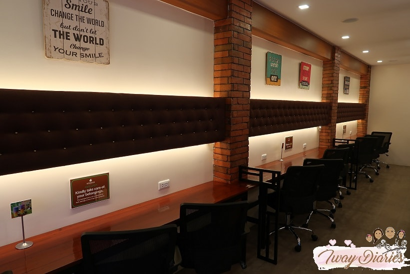 Workplace Cafe Banawa