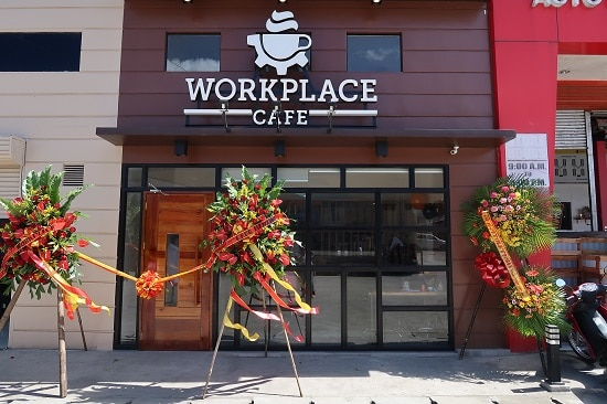 Workplace Cafe Banawa