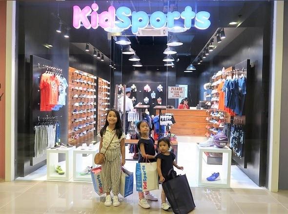 kidsports blogger kids