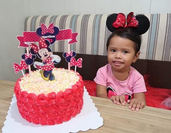 Martina's 3rd birthday