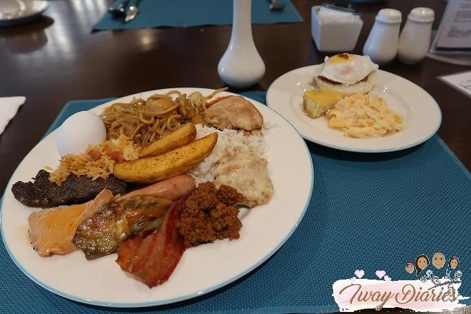 Bai Hotel Breakfast Buffet