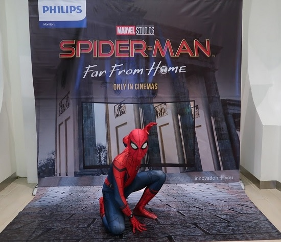 spiderman far from home - Philips