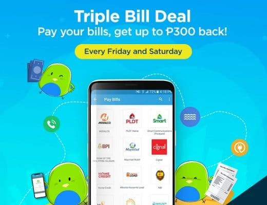 Pay your bills with PayMaya