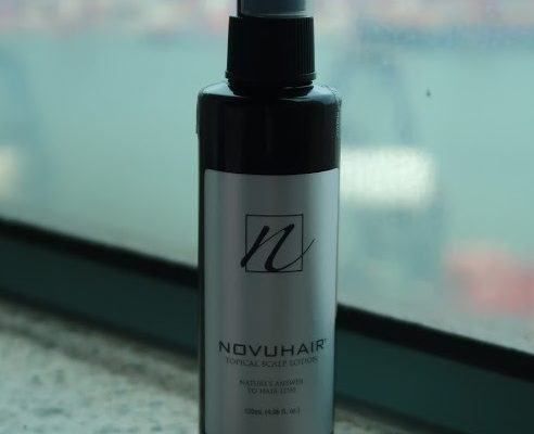 novuhair travel pack