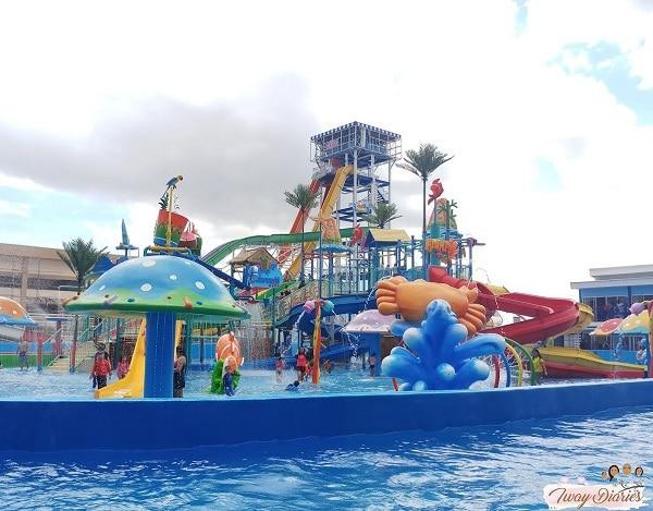 Waterworld Cebu slides for kids