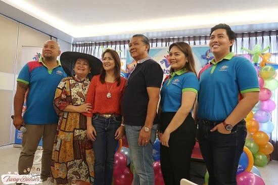 Waterworld Cebu - Media Preview and Press Con