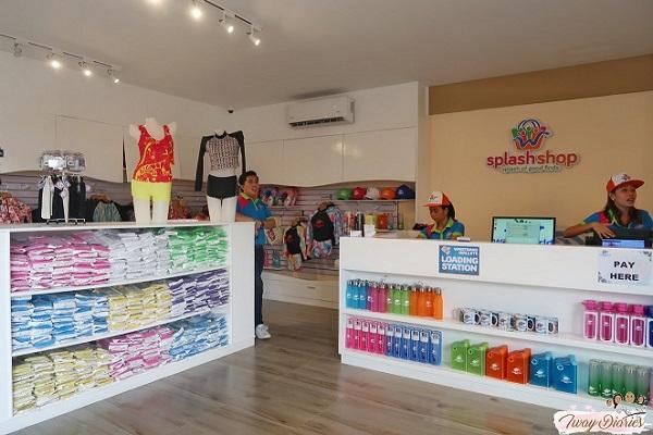 Waterworld Cebu Souvenir Shop