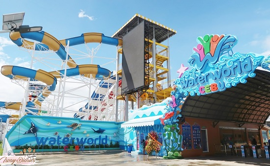 Waterworld Cebu entrance