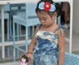 Celebrating Louise's 3rd Birthday at Parilya, Cebu